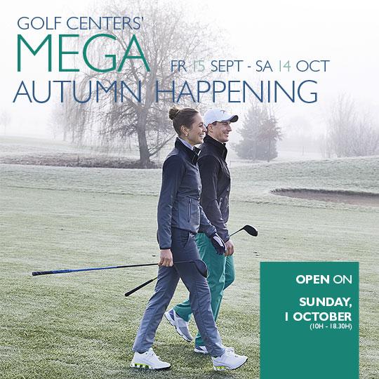 Mega Autumn Happening at Golf Center